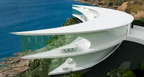 Modern Architecture Luxury Villa Architecture Creative Online